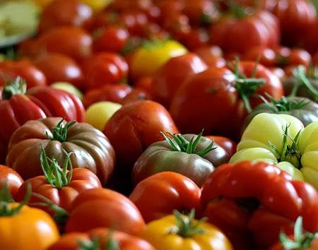 4 фото 1 картинка огромная шапка на доме два помидора